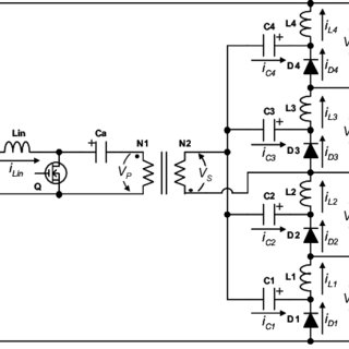 Equalizers using a multi-winding transformer: (a) flyback