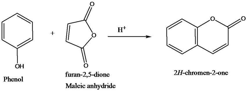 Coumarin synthesis?