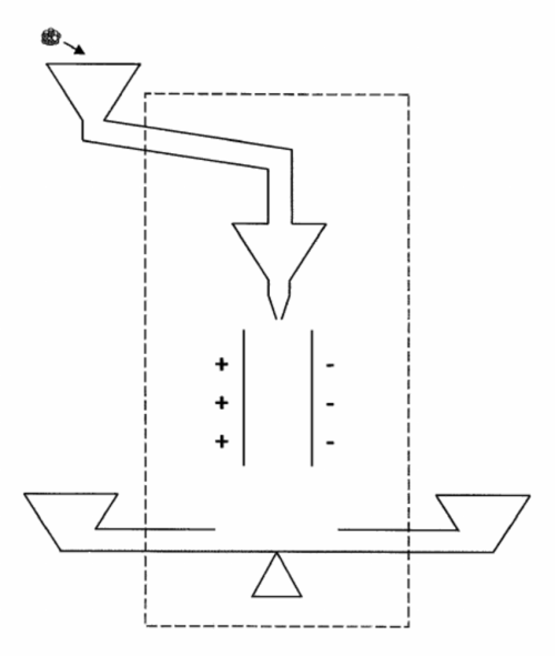 small resolution of a simplified design of the quantum machine
