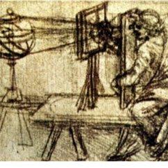 Camera Obscura Diagram Ford Focus 2005 Radio Wiring The Sketched By Leonardo Da Vinci In Codex Atlanticus...   Download Scientific ...