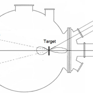 (a) Cross-section scheme of the ion SiC detector and of