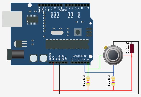Temperature Sensing Circuit