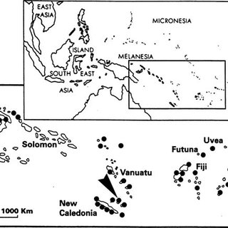 Outline map of the study area in Southeast Asia and