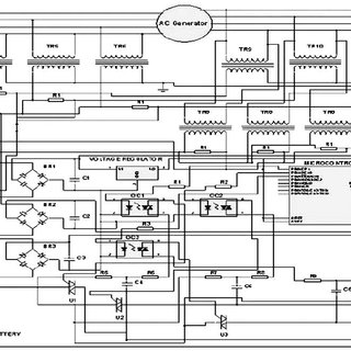 (PDF) Design of Microcontroller Based Generator Protection
