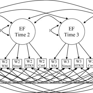 (PDF) Examining the Relations Between Executive Function