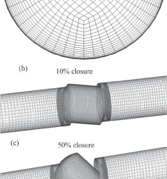 pipe geometry a pipe cross section mesh in 3d ball valve [ 684 x 1638 Pixel ]