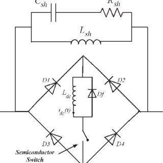 (PDF) Parallel-Resonance-Type Fault Current Limiter