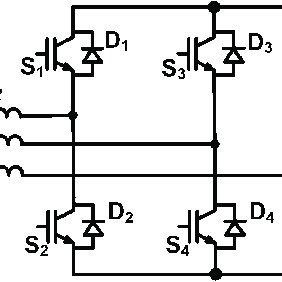 Configuration of the offboard fast charger ac-dc converter
