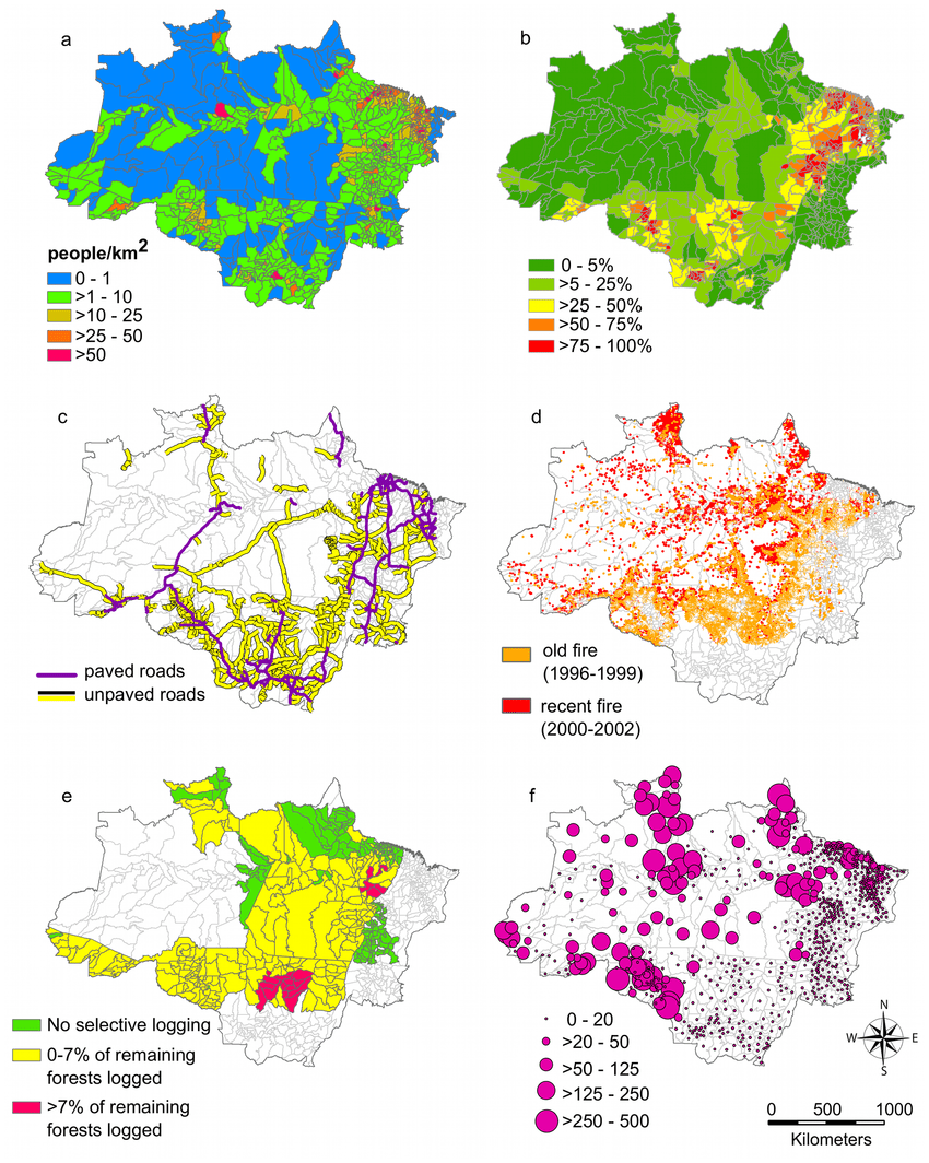 medium resolution of maps of forest disturbance covariates for malaria incidence in the download scientific diagram