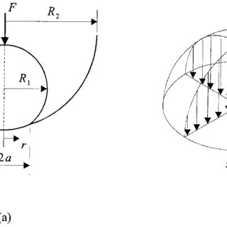 Hertzian contact for a sphere in a spherical cavity