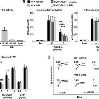 (PDF) Pharmacological Inhibition of Phospholipase D