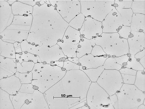 Diffusion weld in Alloy 617 with 15 μ m Ni foil interlayer