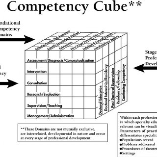 (PDF) Competency Benchmarks: A Model for Understanding and