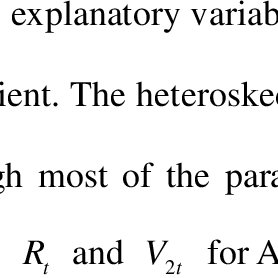 Descriptive Statistics, and Covariance and Correlation