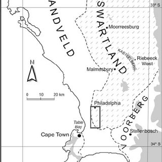 (PDF) Fifty years of land use change in the Swartland