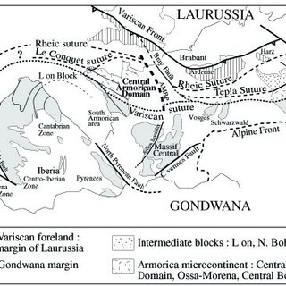 (PDF) Paleozoic geodynamic evolution of mid-europa from