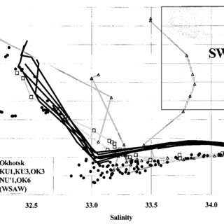 Integrated Sea-Ice Thickness Calculated From S for Each