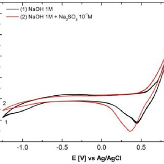 Catalytic activity for 1.0 M ethanol oxidation on Pt/C and