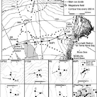 (PDF) Spatial and temporal variability of snow