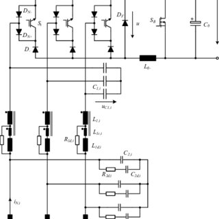 Topology of the Voltage Range Extended 4-Switch Rectifier