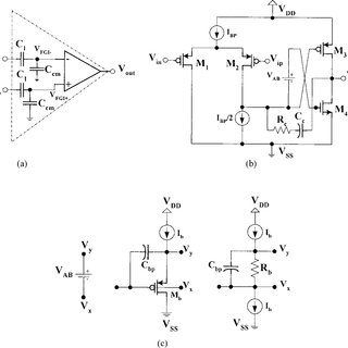 Opamp design using linear transconductor with resistor