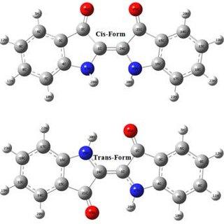(PDF) Conformational and Vibrational Properties of Indigo