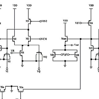 Block diagram of the proposed inductor-less band-pass