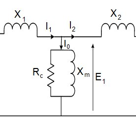 Per-phase equivalent circuit of the combined-controlled