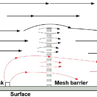 (PDF) Mitigation of Ammonia Dispersion with Mesh Barrier