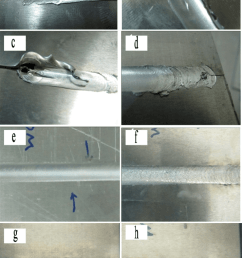 welding defects and defect free welded ultra thin plates a defect download scientific diagram [ 713 x 1107 Pixel ]