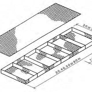 Articulating concrete block systems shapes (Lagasse et al