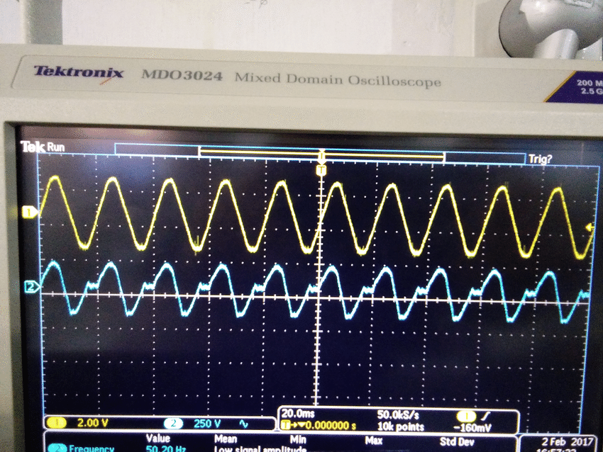Igbt Based Three Phase Inverter Power Electronics Pantech