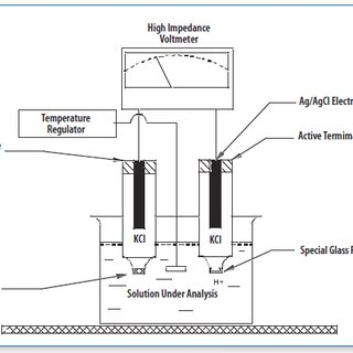 labelled diagram of ph meter class library example a typical control circuit download scientific