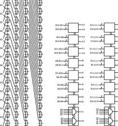 11 shifter architectures a logarithmic shifter b barrel shifter download scientific diagram [ 850 x 1066 Pixel ]