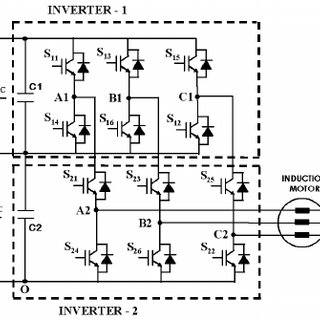 Circuit to generate gating signal for 3-level inverter