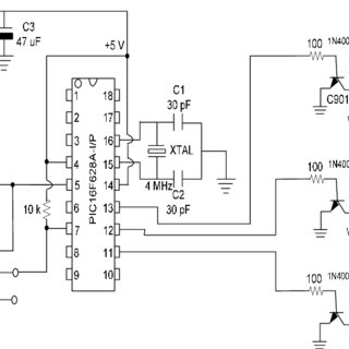 Protection Circuit against Overloads and Short-circuits