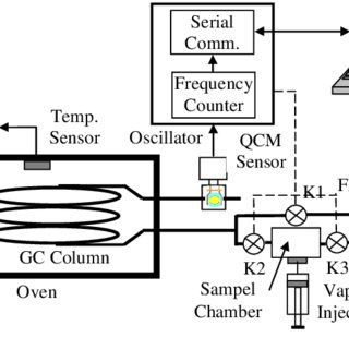(PDF) Electronic Nose using Gas Chromatography Column and