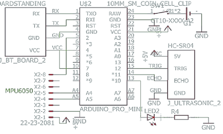 Figure 1. The NAOMI embedded system schematic