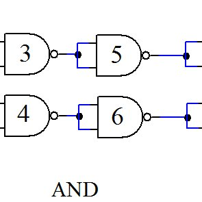 17. The BCD (MOD10) synchronous up counter circuit