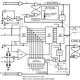 The 4 bit synchronous up counter circuit constructed with