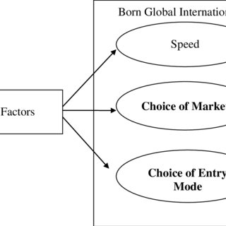 (PDF) Born Global Firm Internationalisation: The Influence