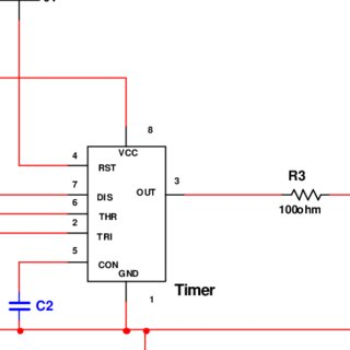 ultrasonic motion detector circuit diagram how to draw bending moment for frames pdf design and development of an the 40khz transmitter