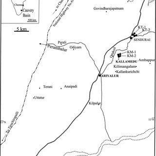 (PDF) Facies and Textural characteristics of the Kallamedu