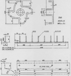schematic diagram of fan type beating cylinder [ 850 x 995 Pixel ]