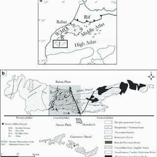 (PDF) Interpretation of magnetic data of the Laachach