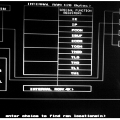 Functional Block Diagram Of 8086 Microprocessor 1989 Honda Accord Ignition Wiring 8051 Microcontroller Download Scientific