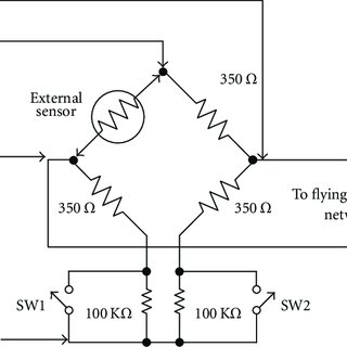 Simplified schematic of the high-voltage level shifter