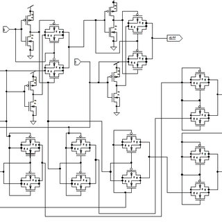 (PDF) COMBINATIONAL CIRCUITS USING TRANSMISSION GATE LOGIC