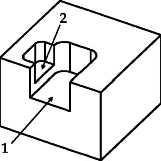 Knowledge template model for inspection fixture design