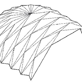 (PDF) Folded structures in modern architecture